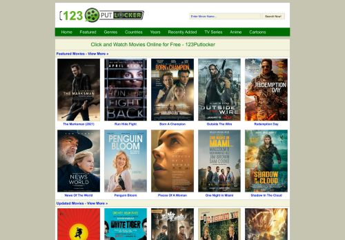 123putlocker Putlocker Watch Movies Online For Free All Kind Of Movies And Anime Stats And Earnings 2020 Watch movies online for free in hd quality with subtitles. 123putlocker putlocker watch movies