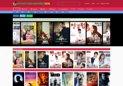 Nonton Movie21 Nonton Movie21 Nonton Film Streaming Online Movie Subtitle Indonesia Stats And Earnings 2020