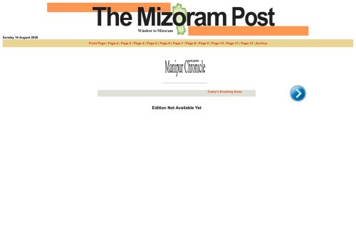 Themizorampost.net