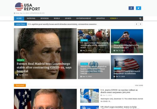 Usareport.news